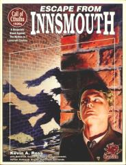 Escape from Innsmouth (1st Edition)