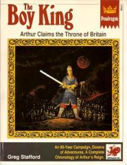 Boy King, The (1st Edition)