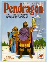 King Arthur Pendragon (3rd Edition)