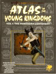 Atlas of the Young Kingdoms #1 - The Northern Continent