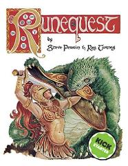 Runequest (Classic Edition, Leatherette Cover)