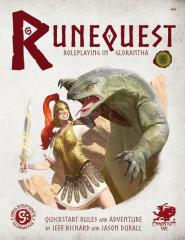 RuneQuest - Quickstart Rules and Adventures