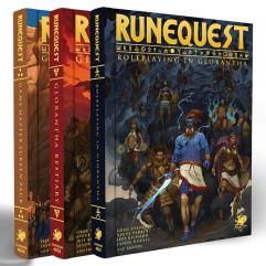 Runequest - Glorantha Core Deluxe Slipcase