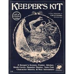 Keeper's Kit w/The Dead-Man Stomp