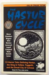 Hastur Cycle, The (1st Edition)