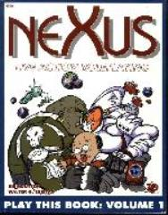 Nexus - Live Action Roleplaying