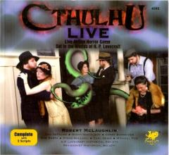 Cthulhu Live (1st Edition)