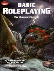 Basic Roleplaying (1st Edition, 2nd Printing)