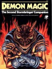 Stormbringer Companion #2 - Demon Magic