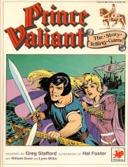 Prince Valiant - The Storytelling Game