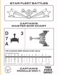 Captain's Starship Registry