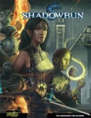 Shadowrun (4th Edition) (20th Anniversary, Limited Edition)