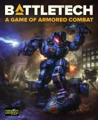 Battletech - The Game of Armored Combat