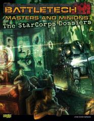 Masters & Minions - The StarCorps Dossiers