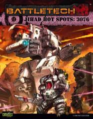 Jihad Hot Spots - 3076