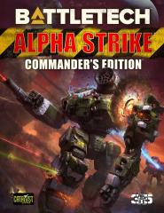 Alpha Strike - Commander's Edition