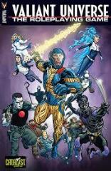 Valiant Universe Role Playing Game