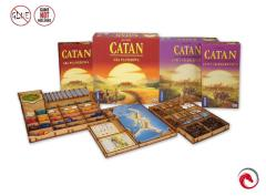 Catan Insert w/Expansion Insert