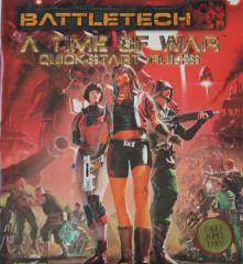 Battletech/Shadowrun - Quick-Start Rules Flipbook (Free RPG Day 2013)