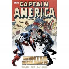 Captain America - Winter Soldier, Vol. 2