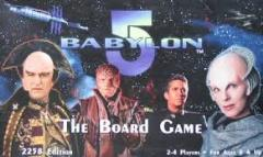 2258 Core Set - Babylon 5 Board Game