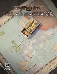 World War Cthulhu - The SOE Handbook