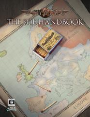World War Cthulhu - The SOE Handbook
