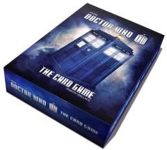 Doctor Who - The Card Game (1st Edition, 1st Printing)