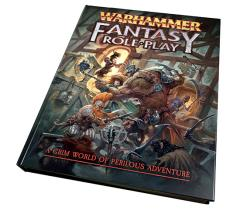 Warhammer Fantasy RPG Handbook (4th Edition)