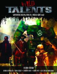 Wild Talents (2nd Edition)