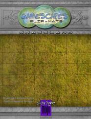 Battlemat - Grasslands
