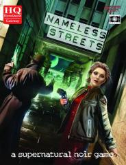 Nameless Streets - A Supernatural Noir Game