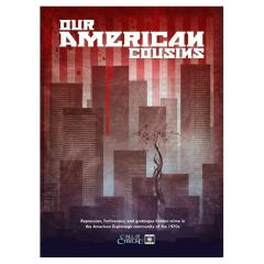 World War Cthulhu - Our American Cousins