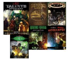 Wild Talents Complete Collection - 6 Books!