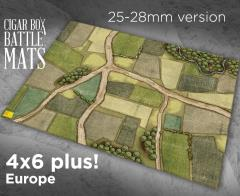 Europe Battle Mat 1 (28mm)