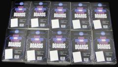 Comic Backing Boards (10 Packs of 100)