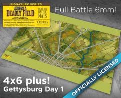 Across a Deadly Field - Gettysburg Day 1 (Small Scale)
