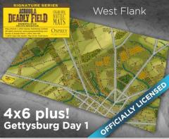 Across a Deadly Field - Gettysburg Day 1, West Flank