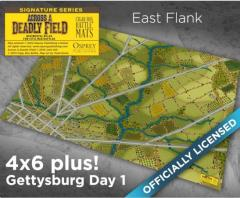 Across a Deadly Field - Gettysburg Day 1, East Flank