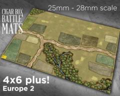 Europe Battle Mat 2 (28mm)