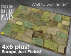 Europe - Just Fields