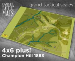 Across a Deadly Field - The Battle of Champion Hill