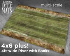 River w/Banks