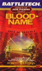 Legend of the Jade Phoenix #2 - Blood-Name