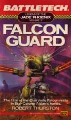 Legend of the Jade Phoenix #3 - Falcon Guard (LE5200)