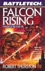 Twilight of the Clans #8 - Falcon Rising