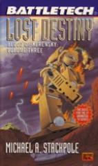 Blood of Kerensky #3 - Lost Destiny (8617)