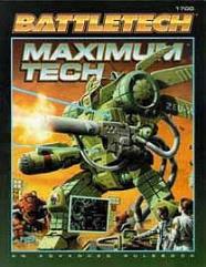 Maximum Tech (1st Edition)