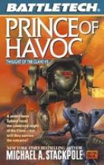 Twilight of the Clans #7 - Prince of Havoc (LE5723)