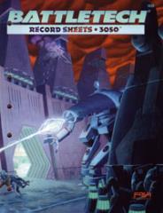 Record Sheets 3050